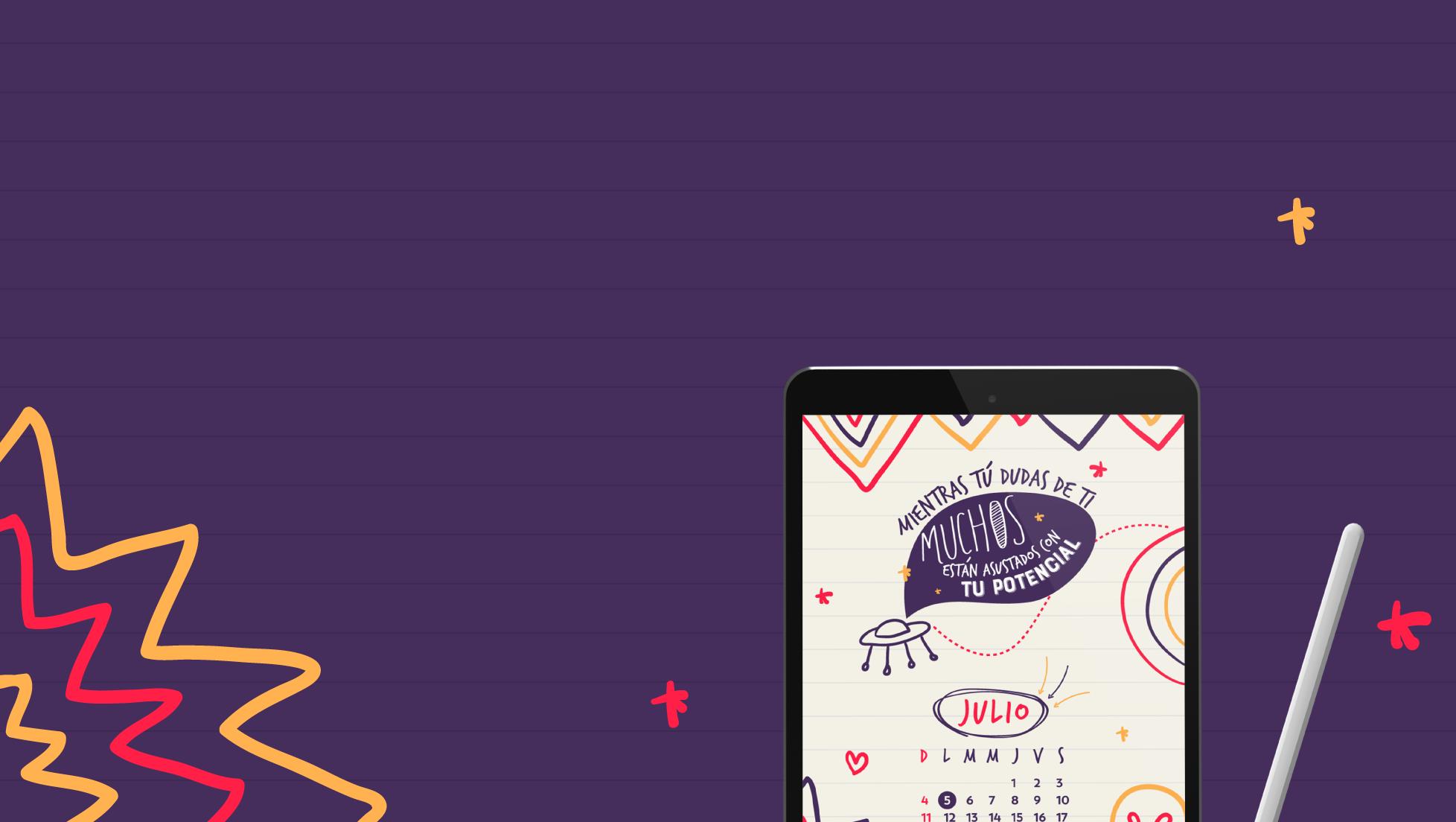 Blog – Descarga tu Wallpaper de Julio